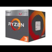 AMD RYZEN 3 2200G QUAD CORE 3.7GHZ MP YD2200C5FBMPK P/ENSAMBLE SOLO EN PC