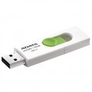 PENDRIVE 3.1 ADATA 32GB WHITE/GREEN AUV320-32G-RWHGN