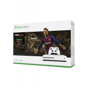 CONSOLA XBOX ONE S + PES 19 SKU 234-00621