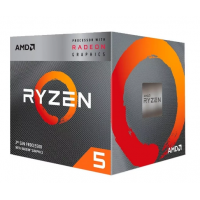 AMD RYZEN 5 3400G QUAD CORE 4.2GHZ YD3400C5FHBOX