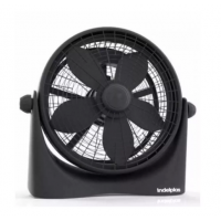 VENTILADOR TURBO INDELPLAS IV 12 PULG TECHO/PARED/PISO