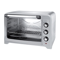 HORNO ELECTRICO 60 LTS. PEABODY PE-HG60M