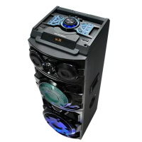 MULTI REPRODUCTOR DE AUDIO BLUETOOTH FM / USB / AUX / SD 140W STROMBERG CARLSON SC-DJ5001