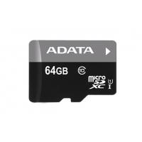 MEMORIA MICRO SD XC 64GB ADATA CLASE 10