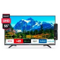 TV LED 55 BGH SMART NETFLIX LED BLE5517RTUI UHD 4K