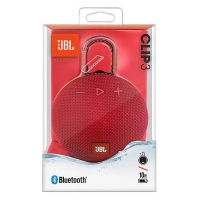 PARLANTE JBL CLIP 3 RED 11000071202