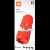 PARLANTE JBL FLIP 4 RED 11000050180