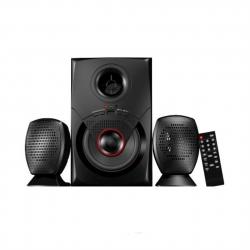 HOME THEATER 2.1 CON USB/ SD / RADIO FM STROMBERG CARLSON HTG-077
