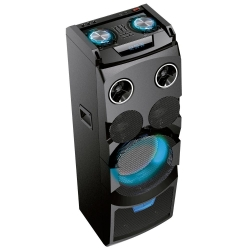 MULTI REPRODUCTOR DE AUDIO BLUETOOTH FM / USB / AUX / SD 55W STROMBERG CARLSON DJ-1001