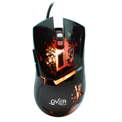 MOUSE OVER OX-52 USB GAMER