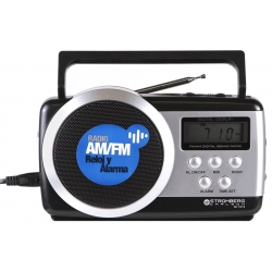 RADIO DUAL AM-FM DIGITAL STROMBERG CARLSON RD-7818