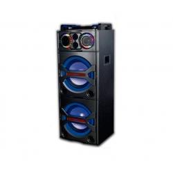 MULTI REPRODUCTOR DE AUDIO POTENCIADO USB / SD / BLUETOOTH STROMBERG CARLSON DJ KA-ZZTOW-DJ