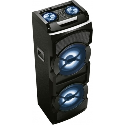 MULTI REPRODUCTOR DE AUDIO BLUETOOTH FM / USB / AUX / SD 55W STROMBERG CARLSON D1002