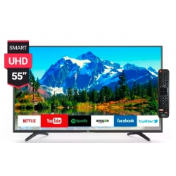 TV LED 55 BGH SMART NETFLIX LED BLE5517RTUI UHD 4K