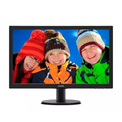 MONITOR LED 24 PHILIPS HDMI 243V5LHSB/55